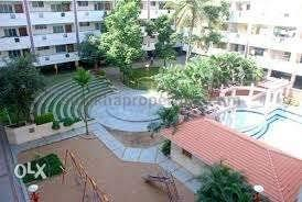 2 Bhk Apartment Flat For Rent In My Home Rainbow Apartments Shaikpet Hyderabad 1200 Sq Feet 18500