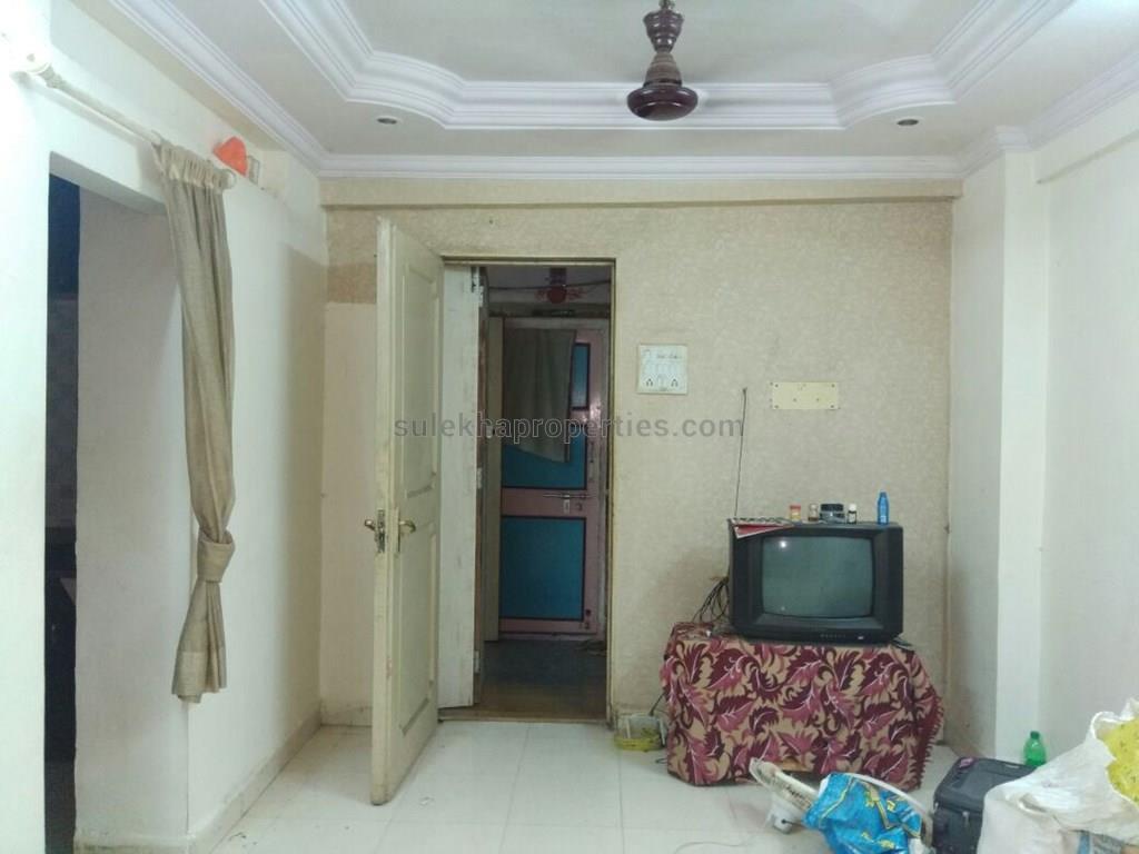 1 RK Studio Apartment for Rent in citizen chs ltd Kandivali West ...