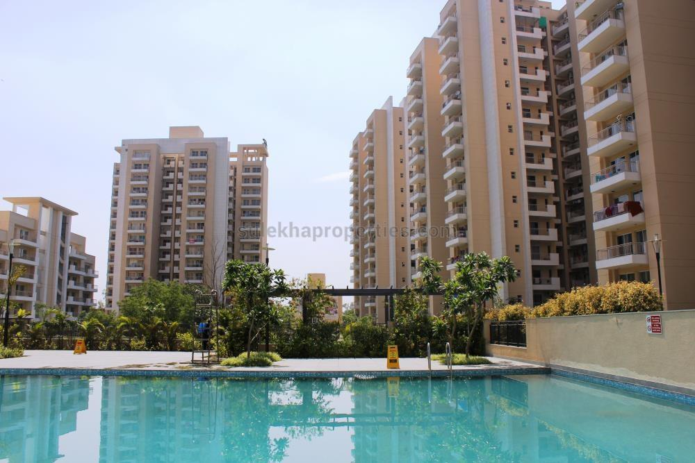 2 BHK Apartment / Flat for Rent in Denso housing society IMT Manesar