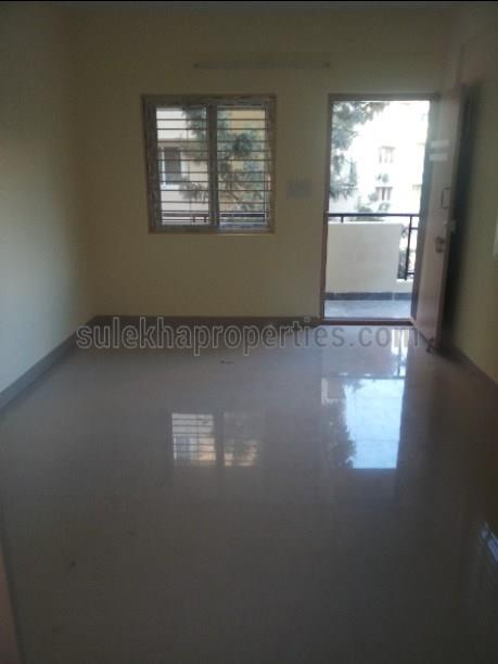 1 Bhk Apartment Flat For Rent In Aecs Layout Bangalore 500 Sq