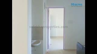 2 BHK Apartment / Flat for Rent in Trinity Golden Era Sarjapur Road