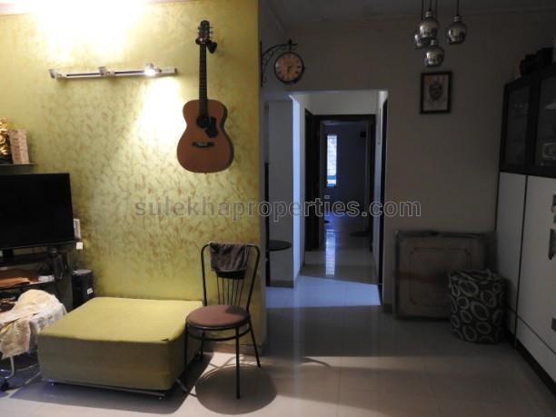 3 BHK High Rise Apartment for Rent in Oberoi Splendor