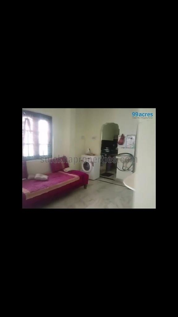 2 BHK Independent House for Rent in Miyapur, Hyderabad - 120 Sq