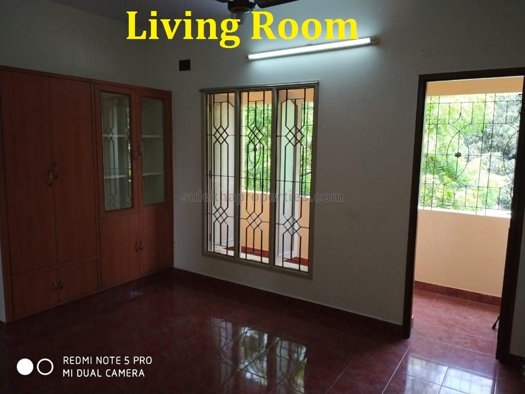 2 BHK Apartment / Flat for Rent in Suprabath Apartments