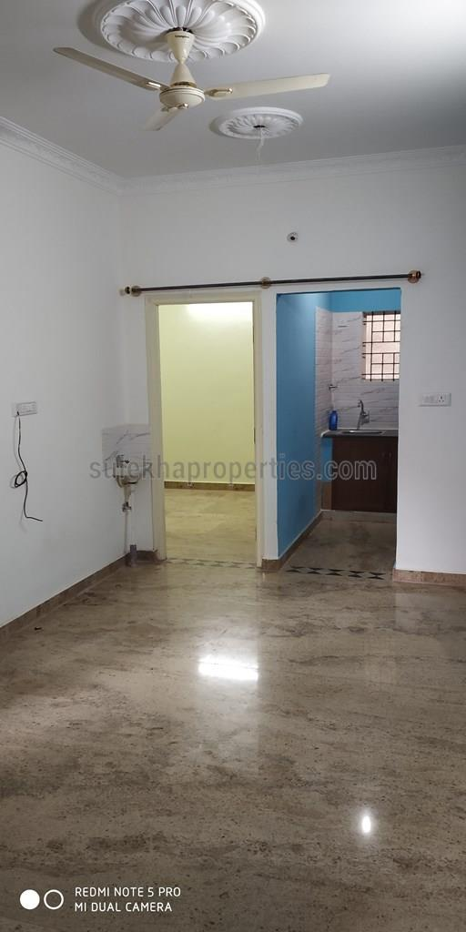 2 BHK Independent House for Rent in Maruthi Nilayam