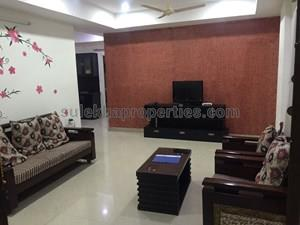 3 BHK Service Apartment For Rent In Hi Tech City