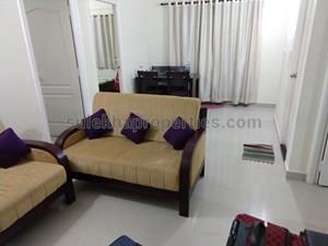 2 Bhk Flat For Rent At Confident Cygnus Iii In Pukkattupady