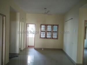 3 Bhk Semi Furnished Flat For Rent In Velachery