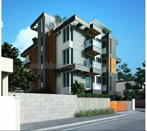 3 Bhk Flat For Rent At Rk Merlin In Poes Garden