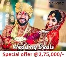 Wedding Deals from Events Pitara